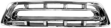 Picture of GRILLE CHROME 57 : M1126 CHEVY PICKUP 57-57