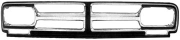 Picture of GRILLE CHROME 68-70 GMC : M1276 CHEVY PICKUP 68-70
