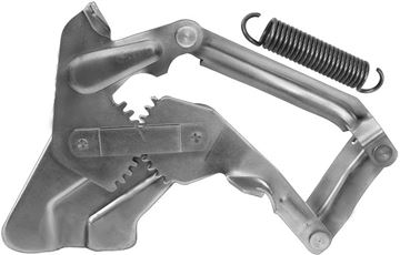 Picture of HOOD HINGE RH 55-57 W/SPRING : 1109T CHEVY PICKUP 55-57