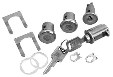 Picture of LOCK KIT  67-72 : 284 CHEVY PICKUP 67-72