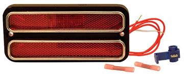 Picture of MARKER/REAR LAMP 68-72 LED RED : L1153B CHEVY PICKUP 68-72