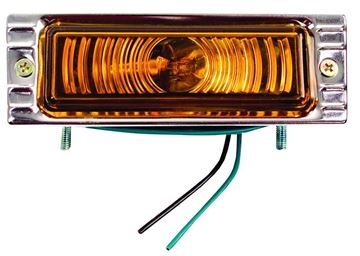 Picture of PARK LAMP ASSY 47-53 RH=LH AMBER : LP01 CHEVY PICKUP 47-53