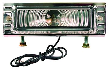 Picture of PARK LAMP ASSY 47-53 RH=LH CLEAR : LP03 CHEVY PICKUP 47-53