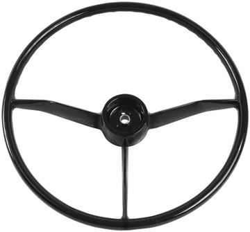 Picture of STEERING WHEEL 57-59 BLACK : SW22 CHEVY PICKUP 57-59