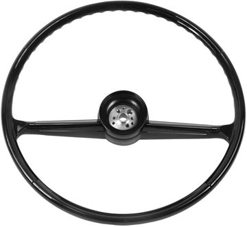 Picture of STEERING WHEEL 60-66 BLACK : SW23 CHEVY PICKUP 60-66