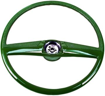 Picture of STEERING WHEEL 69-72 GREEN : SW27 CHEVY PICKUP 69-72