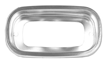 Picture of TAIL LAMP BEZEL 60-66 RH/LH : LP44 CHEVY PICKUP 60-66