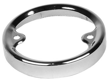 Picture of TAIL LAMP BEZEL CHROME 54-55 : LP41 CHEVY PICKUP 54-55
