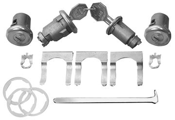 Picture of LOCK KIT : 267 CUTLASS 63-65
