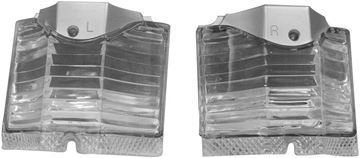 Picture of BACKUP LAMP LENS 64 PAIR EL CAMINO : TU64BN EL CAMINO 64-64