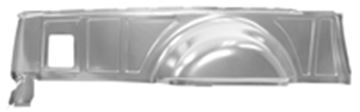 Picture of BED INNER PANEL LH 1968-72 : 1475HAWT EL CAMINO 68-72