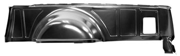 Picture of BED INNER PANEL RH 1968-72 : 1475GA EL CAMINO 68-72