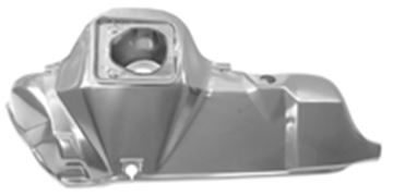 Picture of BED TO QTR PANEL FILLER LH 1968-72 : 1462RWT EL CAMINO 68-72