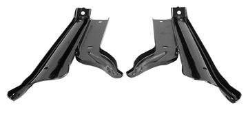 Picture of BUMPER BRACKET FR 66 4PCS/SET : 1408D EL CAMINO 66-66