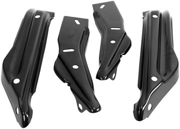 Picture of BUMPER BRACKET FRONT 69 4PCS : 1411J EL CAMINO 69-69