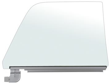 Picture of DOOR GLASS ASSY LH 68-72 CLEAR : 1485MD EL CAMINO 68-72