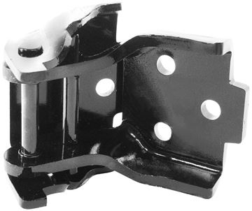 Picture of DOOR HINGE UPPER RH 66-67 GTO : 1556Y EL CAMINO 66-67