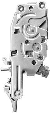 Picture of DOOR LATCH LH 68 : CH131 EL CAMINO 68-68