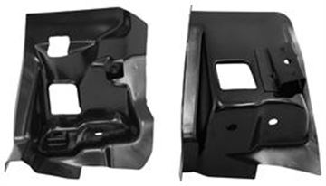 Picture of FIREWALL/FRAME BRACKET 1968-72 PAIR : 1461F EL CAMINO 68-72