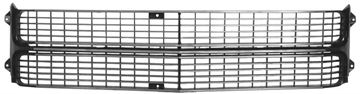 Picture of GRILLE 1970 - BLACK : M1365 EL CAMINO 70-70