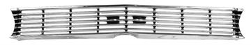 Picture of GRILLE 66 REGULAR : M1360 EL CAMINO 66-66