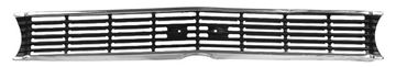 Picture of GRILLE 66 SS : M1361 EL CAMINO 66-66