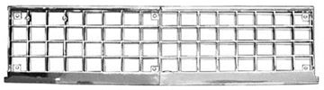 Picture of GRILLE 82-87 : 1445 EL CAMINO 82-87