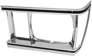 Picture of H/L DOOR BEZEL RH 81 : 1448 EL CAMINO 81-81
