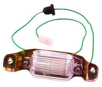 Picture of LICENSE LAMP REAR 1966-72 NOVA : M1618 EL CAMINO 66-72
