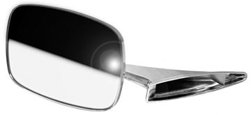 Picture of MIRROR DOOR OUTER  EL CAMINO 70-72 : M1034 EL CAMINO 70-72