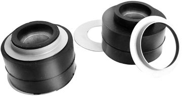 Picture of RADIATOR SUPPORT BUSHINGS 1965-67 : M1450 EL CAMINO 65-67