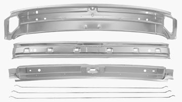 Picture of ROOF PANEL BRACE 68-72 : 1428EAWT EL CAMINO 68-72