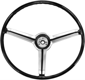 Picture of STEERING WHEEL DELUXE 68 : 9747536 EL CAMINO 68-68