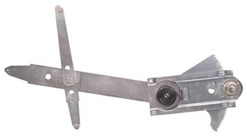 Picture of WINDOW REGULATOR LH 66-67 : 1547L EL CAMINO 66-67
