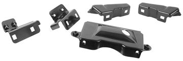 Picture of BUMPER BRACKET REAR 69 5PCS : 1048QC FIREBIRD 69-69