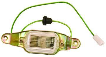 Picture of LAMP LICENSE PLATE 69-72 FIREBIRD : L1009 FIREBIRD 69-72