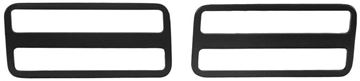 Picture of MARKER FRONT/REAR BEZELS 70-81 : L1008 FIREBIRD 70-81