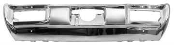 Picture of BUMPER REAR 1968 : 1571D GTO 68-68