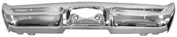 Picture of BUMPER REAR 67 TEMPEST : 1571 GTO 67-67