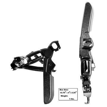 Picture of CONVERTIBLE TOP LATCH ASSLY 68-72 : 1538 GTO 68-72