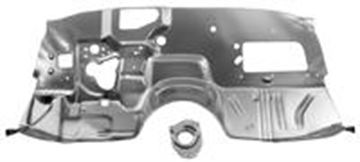 Picture of FIREWALL W / HEATER HOLE 1968-69 : 1507CWT GTO 68-69