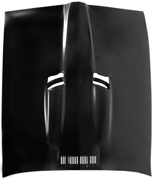 Picture of HOOD (SCOOP STYLE) 1968-70 : 1511 GTO 68-70