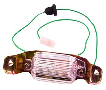 Picture of LICENSE LAMP REAR 1966-72 NOVA : M1618 GTO 66-72