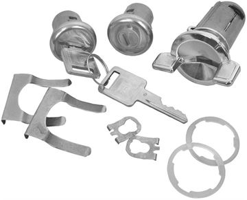 Picture of LOCK KITS IGNITION & DOOR LATER : 106 GTO 69-78