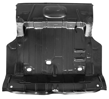 Picture of TRUNK FLOOR PAN 1968-70 : 1586 GTO 68-70