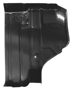 Picture of TRUNK FLOOR PAN LH 68-72 A BODY : 1462F GTO 68-72