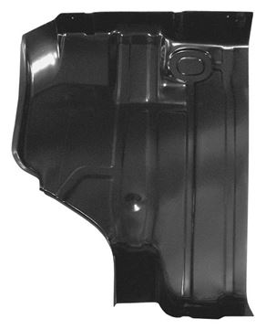 Picture of TRUNK FLOOR PAN RH 68-72 A BODY** : 1462D GTO 68-72