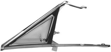 Picture of VENT WINDOW ASSEMBLY LH 66-67 : 1485K GTO 66-67