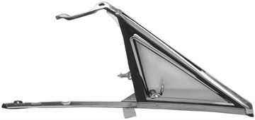 Picture of VENT WINDOW ASSEMBLY RH 66-67 : 1485J GTO 66-67