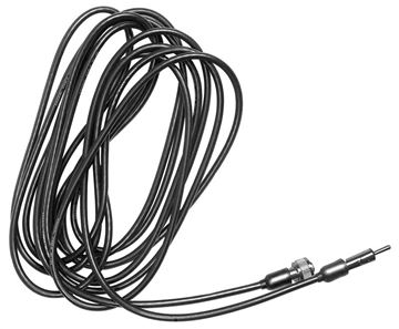 Picture of ANTENNA CABLE REAR 1958-66 : 1702ZX IMPALA 58-66